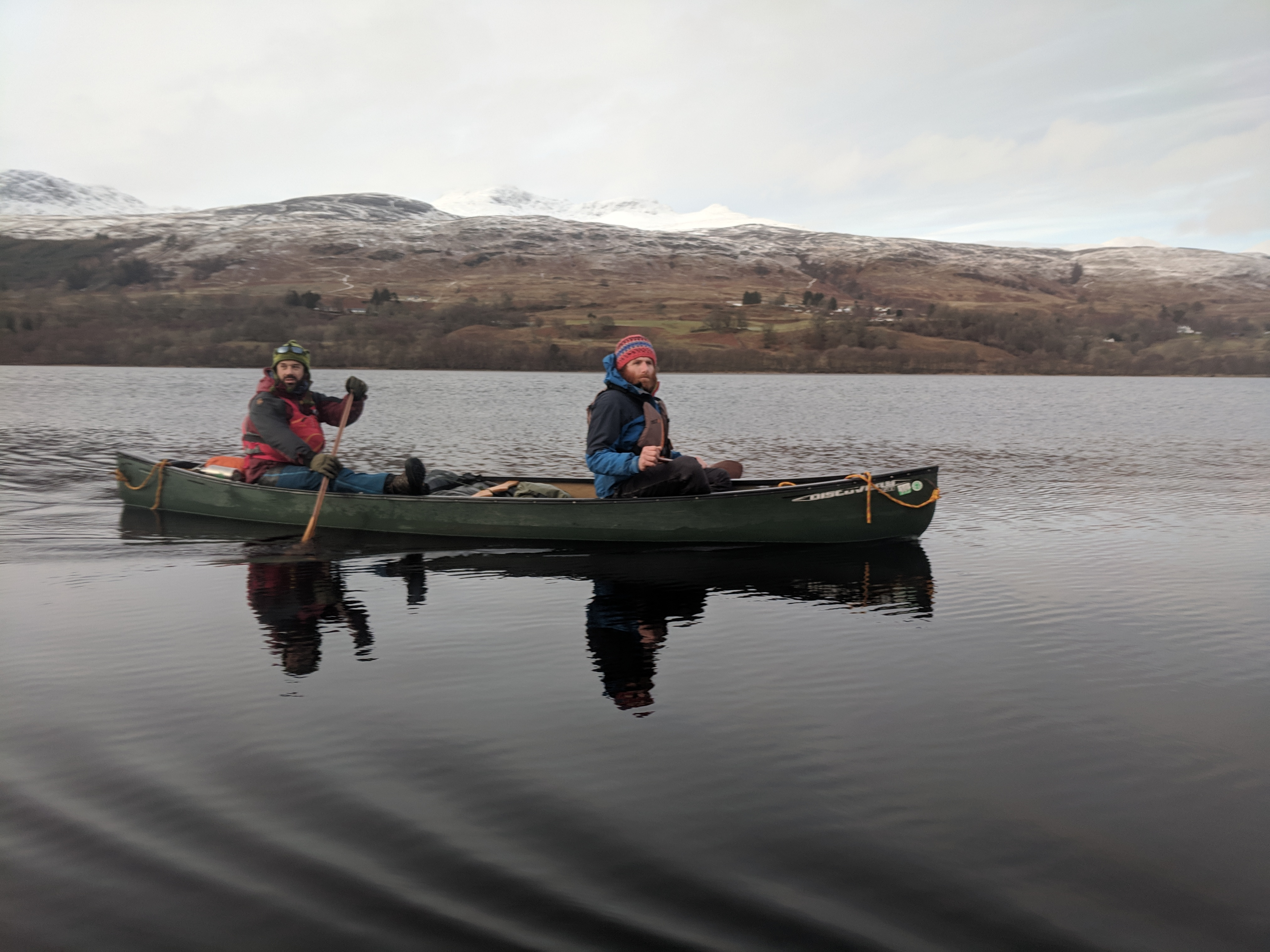 Scottish whisky & canoeing expedition