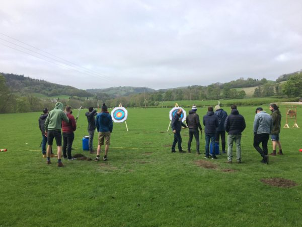 Archery & Axe Throwing in Wales