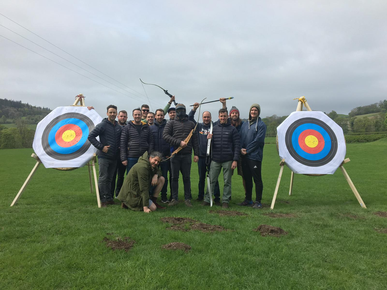 Archery and axe throwing pic 1