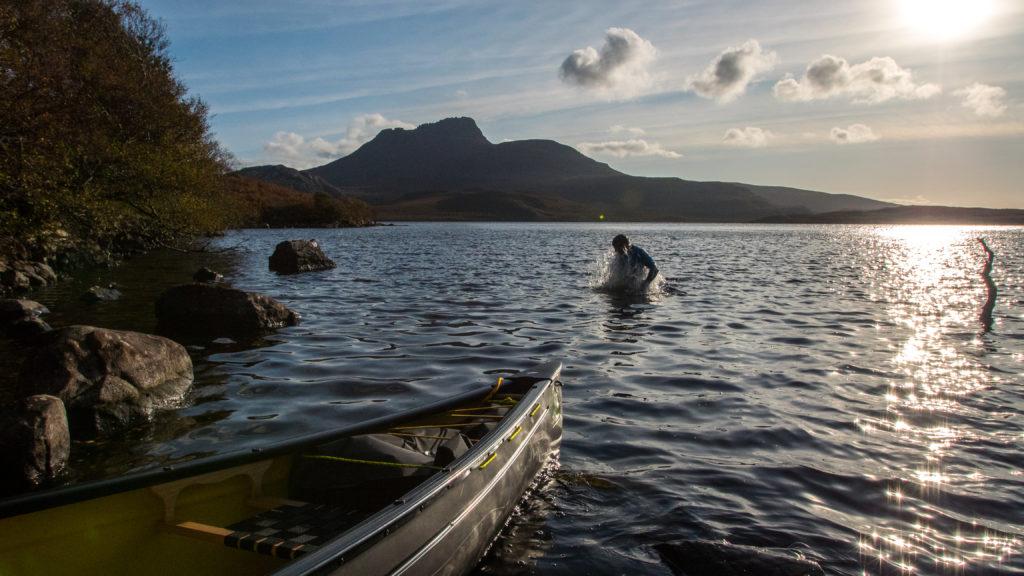 Wilderness Canoe & mountaineering adventure