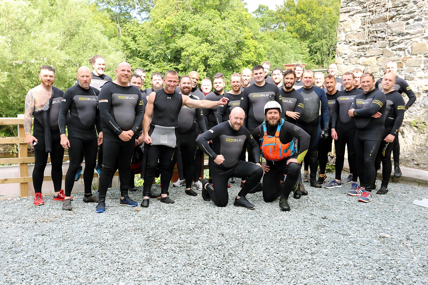 Big Adventure Stag do's in Wales