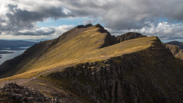 Scottish guided mountaineering adventure