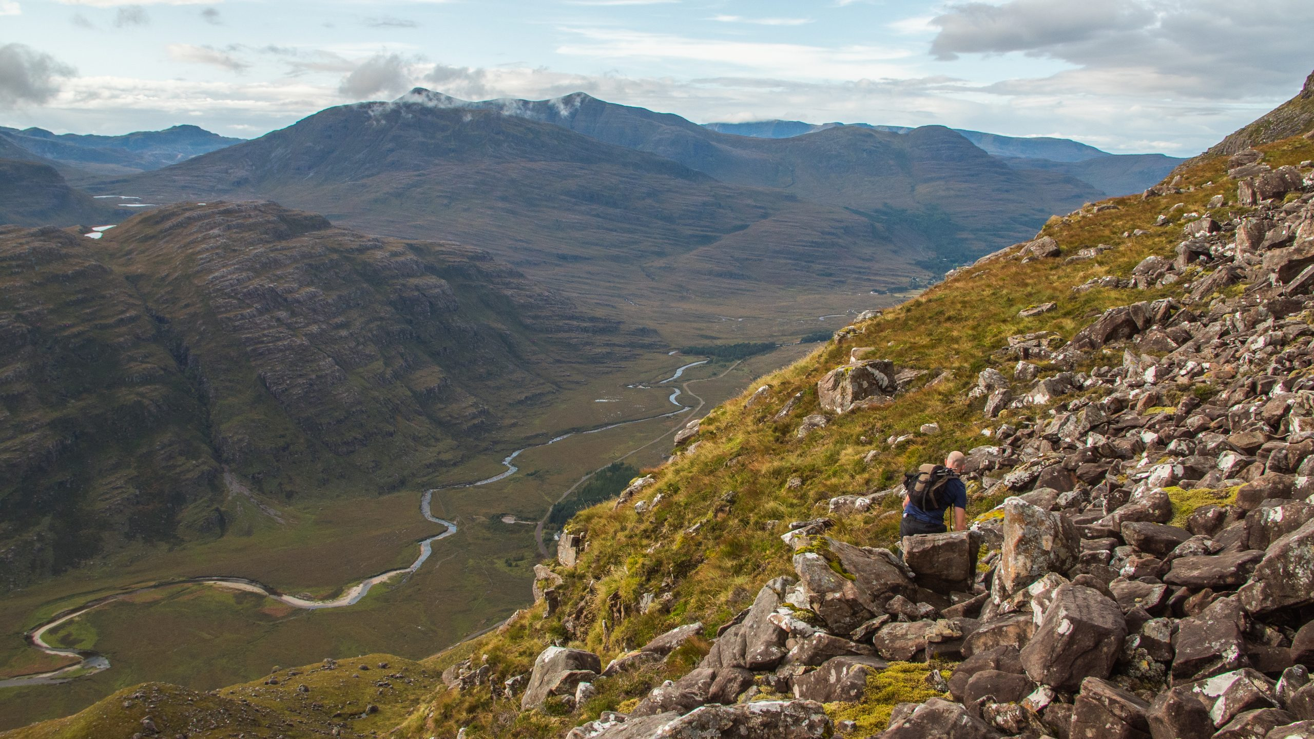 Guided Mountain expeditions in Scotland